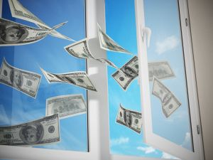 Is Your Money Frying Out The Window?