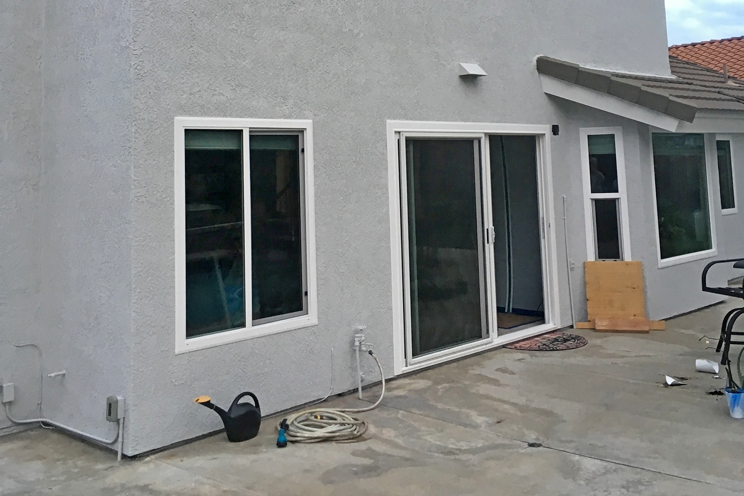 Anlin Windows Replacement Project in Temecula