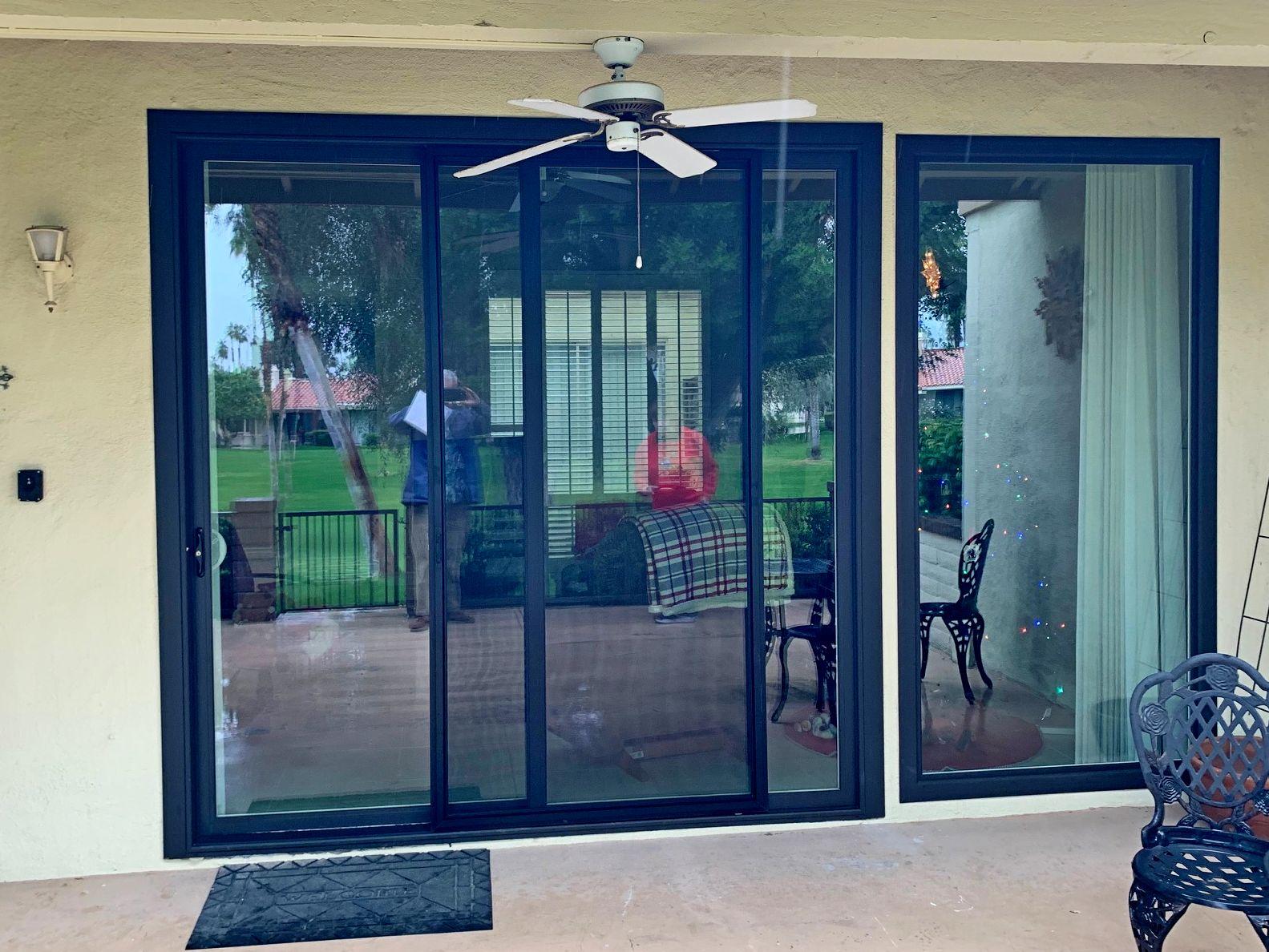 Windows and Slider Door Replacement