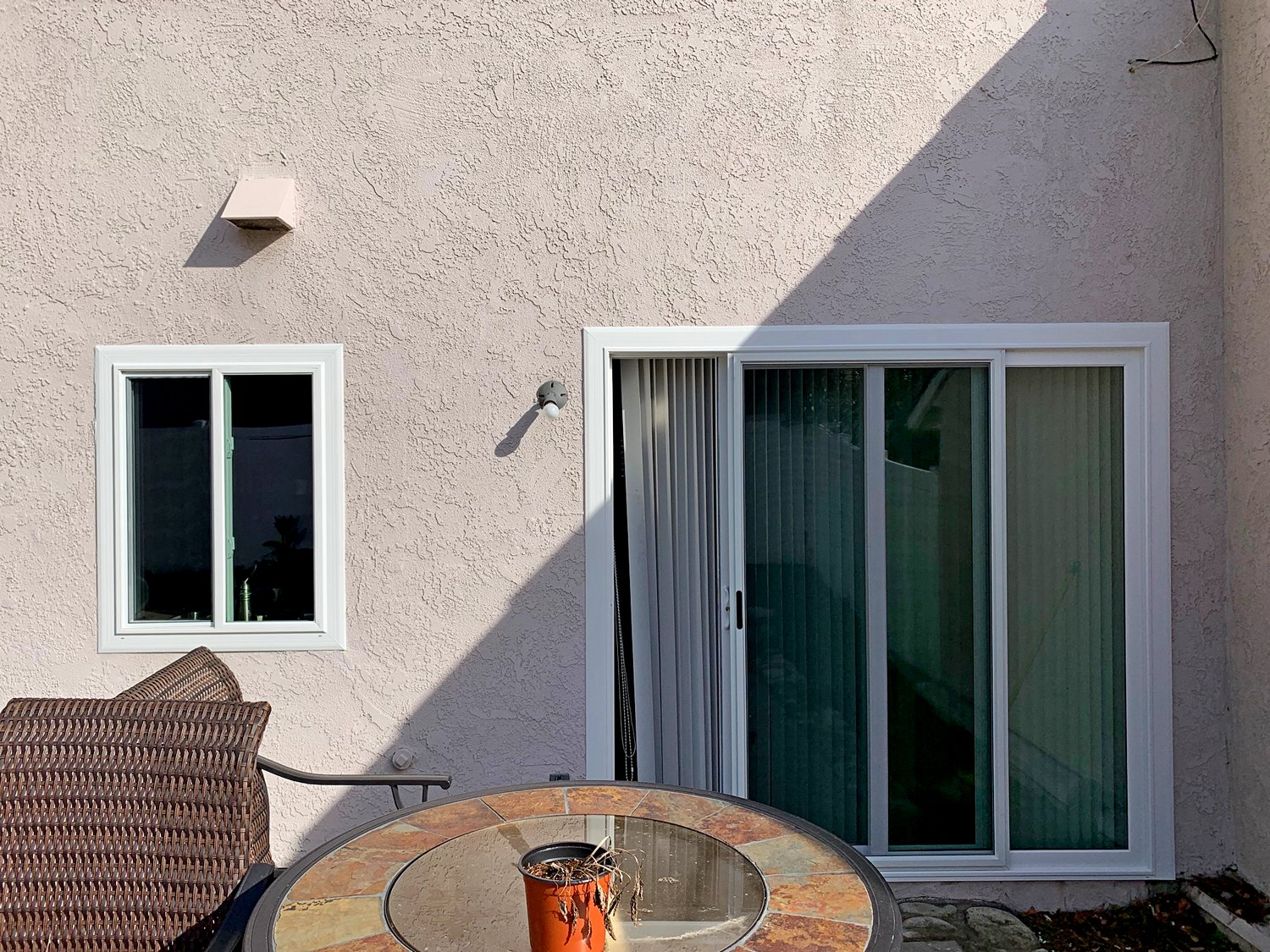 Anlin Window and Malibu Slider Door Replacement Project in Rancho Cucamonga
