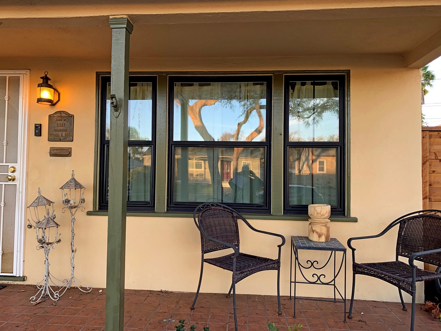 Anlin Windows Replacement Project in Upland