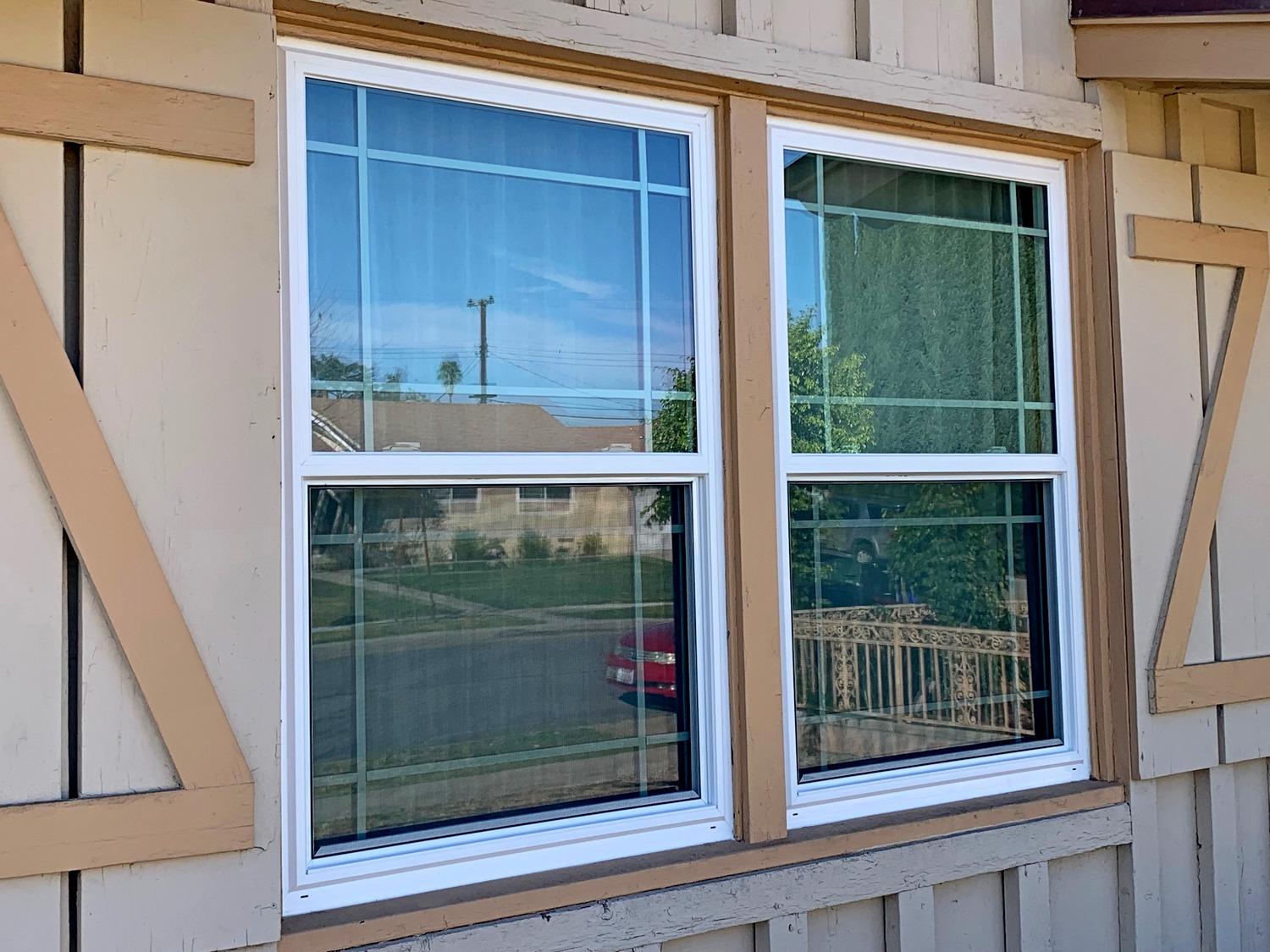 Anlin Windows Replacement Project in Montclair