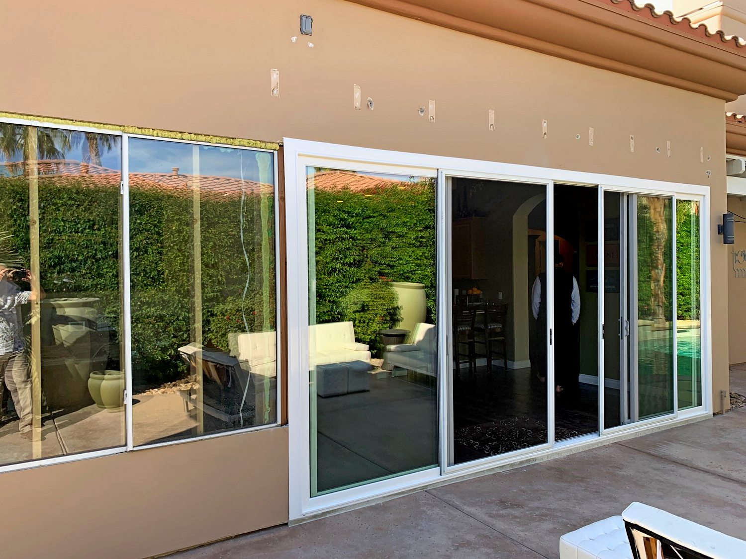 Catalina Windows and Malibu Slider Doors Replacement Project in La Quinta