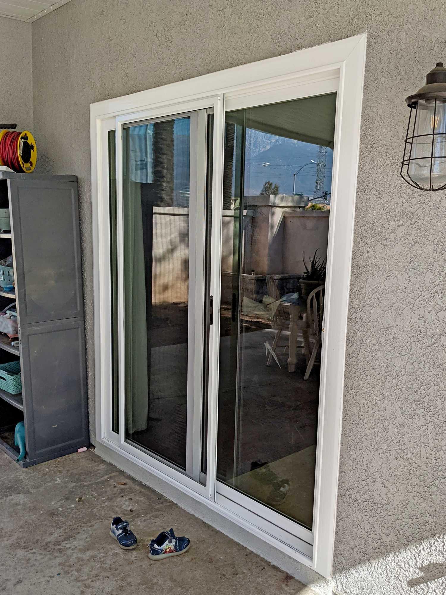 Window and Partio Door Replacement in Fontana, CA