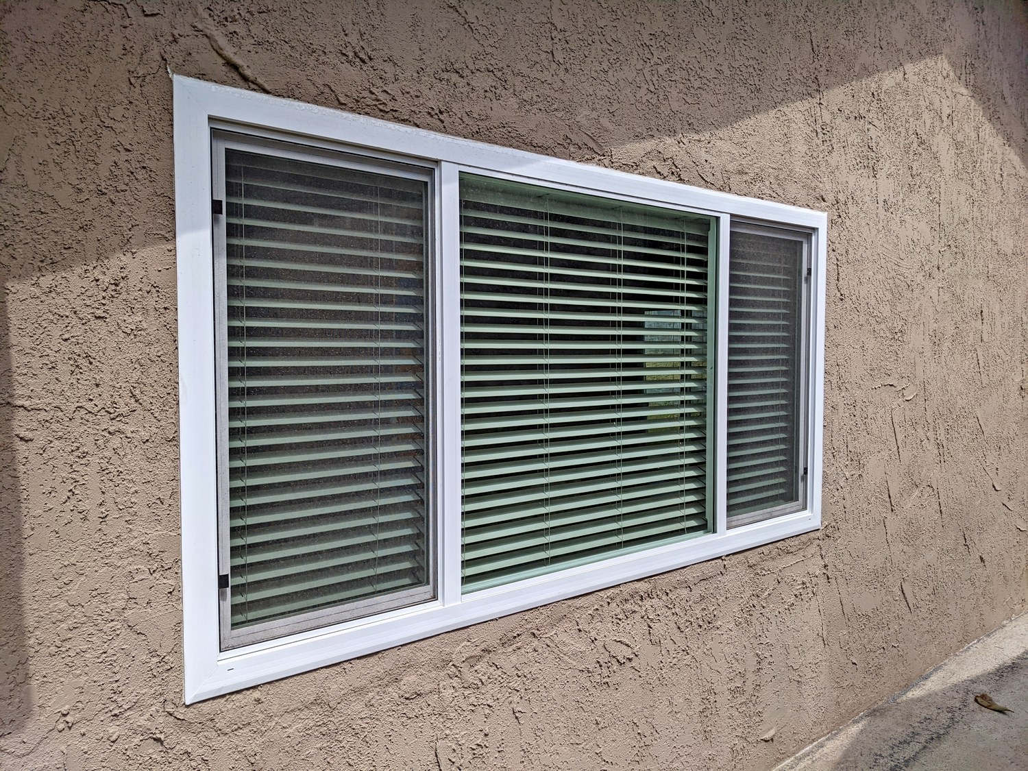 Window replacement in Fontana v4