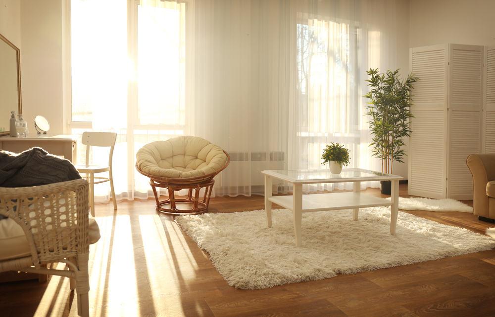 UV Rays Hitting Furniture